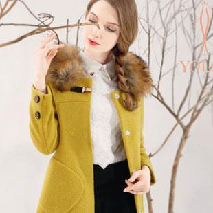 YOLSO依然秀时尚女装诚邀优质加盟商的加入 共创未来