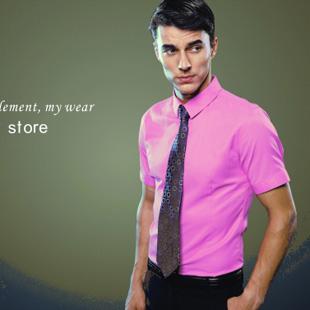 衬衣的年轻时尚品牌Shirt store曼维衬衣店火热招商中 邀您携手共创财富
