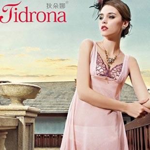 选择狄朵娜,让女人由内而外地绽放美、感动美!