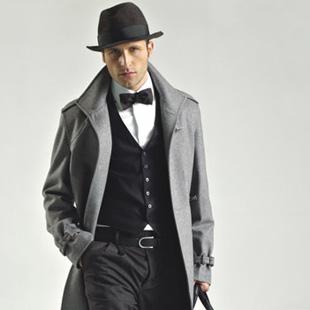 鹿王商务男装-以成为世界的羊绒服饰品牌为愿景