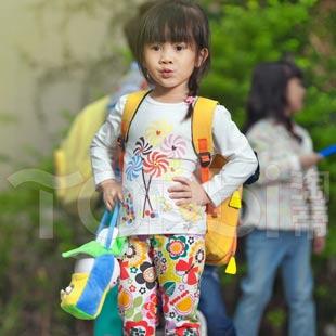 淘帝童装让孩子穿的健康 舒适