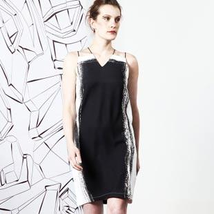 有瘾女装将艺术风格与当代时尚相结合