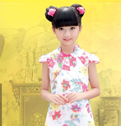 汪小荷童装,打造最具影响力的中式女童装品牌