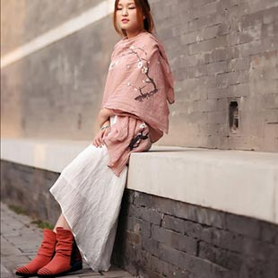 汉舞鞋业一个本土原创品牌