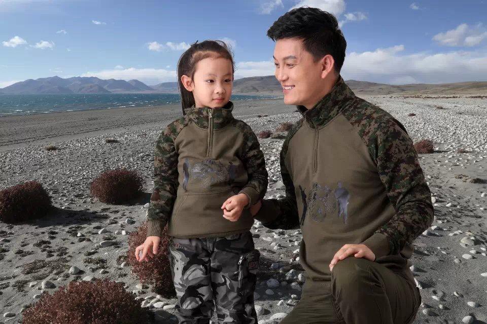 戈澜服装公司精英部落军旅服饰批发加盟广州精英部落服饰
