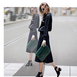 KENNY欧美国际大牌风格女装加盟-打造属于您的简约、时尚