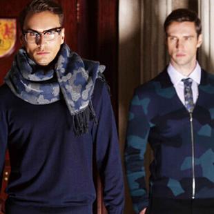 爱迪·丹顿——打造商务休闲男装品牌