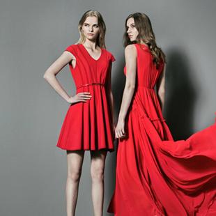 欧美高端时尚女装加盟 首选卡索Castle女装