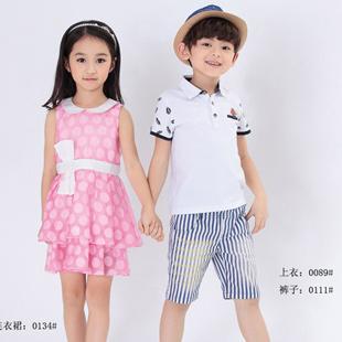 土巴兔时尚潮童装展示中国萌范儿