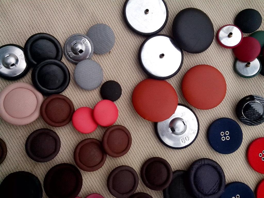 专业生产包布扣