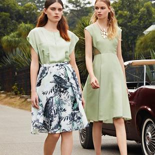 都市时尚女装品牌卡蔓实力来袭 诚邀优质加盟商的加入!