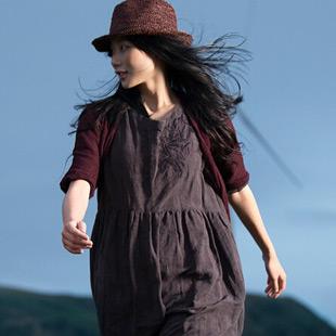 因为ZOLLE女装加盟-具有代表性的森女设计师品牌女装
