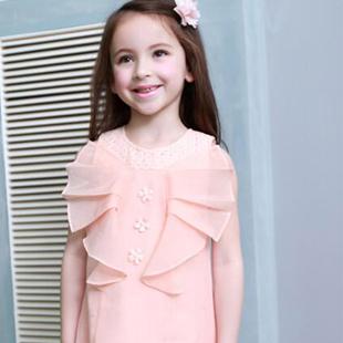 倾心果童装致力打造儿童时装领先品牌,诚邀加盟!