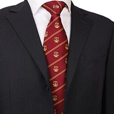 领带工厂男士商务标记领带 条纹制服领带批发
