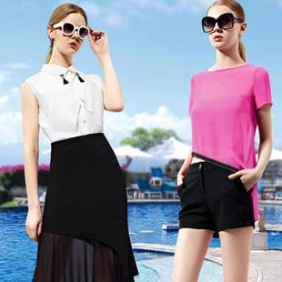 女装加盟选例格 有潜力的女装品牌