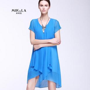 MIK&LA米珂拉时尚女装招商 诚邀优质经销商加盟