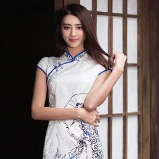 加盟华姿韵,感受中国风旗袍魅力!