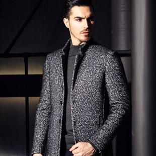 巴鲁特时尚男装-引领21世纪新都市成功男士穿着潮流
