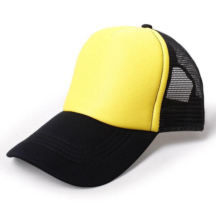 运动帽空顶帽光纤帽闪光帽帽子定做国菡帽业