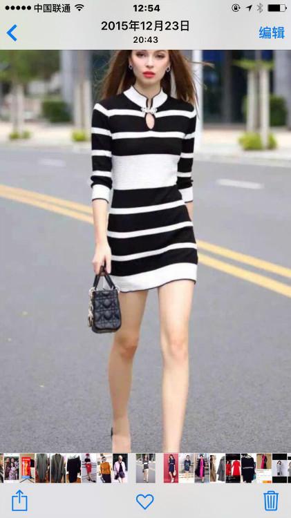 高端国际品牌 宝姿第二批 大码长款羊毛衣女装折扣走份批发