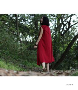 【闲然加盟】棉麻设计师女装