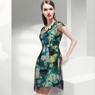 优雅、时尚、高贵、大气-欧洲风情女装艺梦来诚邀加盟代理