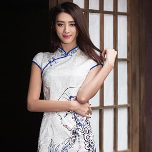 华姿韵原创设计旗袍品牌怎么样