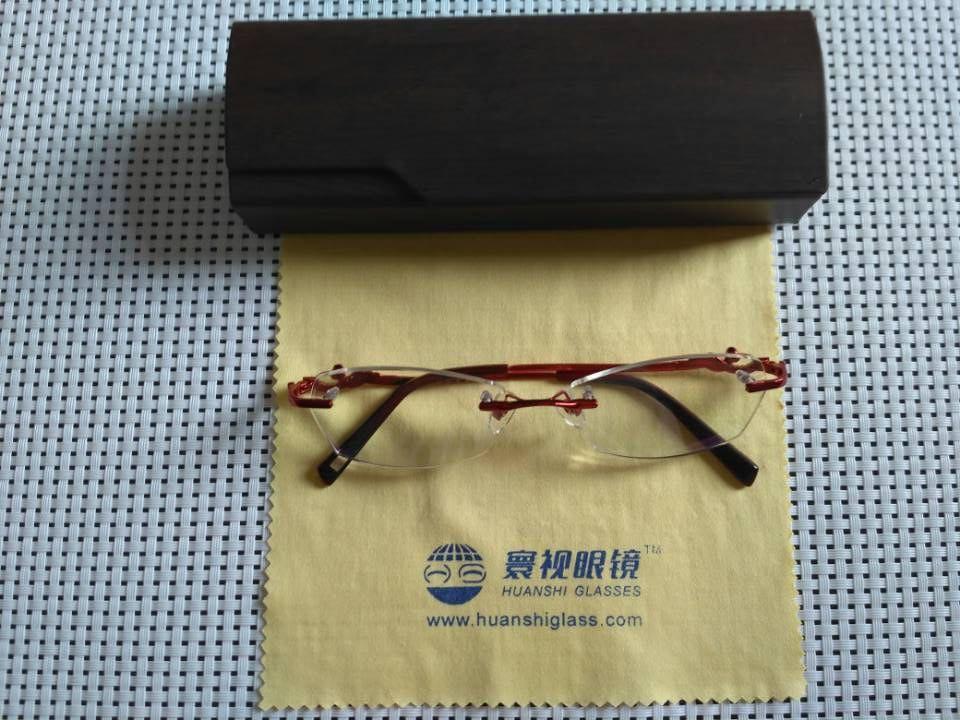 寰视眼镜HS-D-R-5001超薄切边镜定制