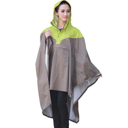 定制加工戶外連體雨衣雨披