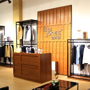 品牌佰威奇男装加盟店如何通过陈列来增加成交率?