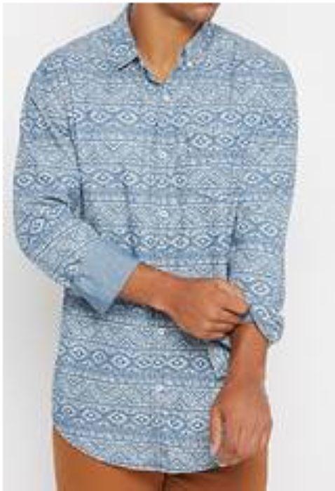 求购外贸库存男士素色衬衫,印花衬衫,牛仔衬衫