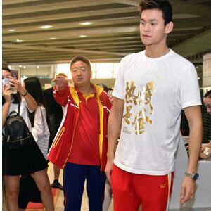 参加奥运会健儿回国时穿着的文化衫源于邢台
