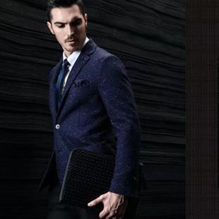 巴鲁特男装加盟,用自己的对时尚的独特见解!