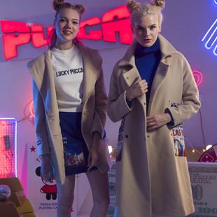 为什么要加盟PUCCA女装?