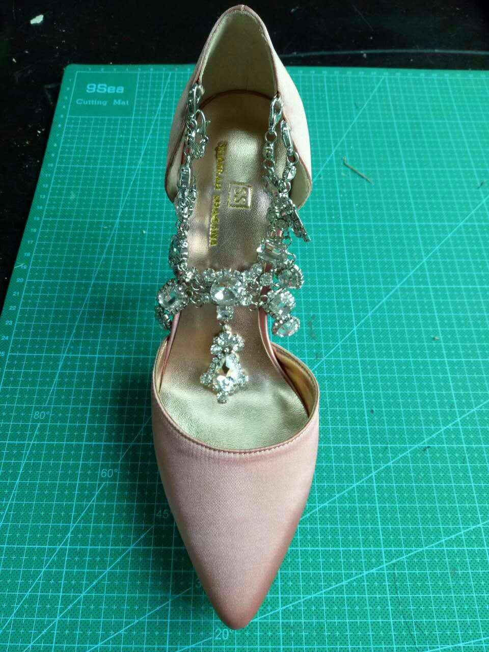 加工 代工 貼牌 定做女鞋