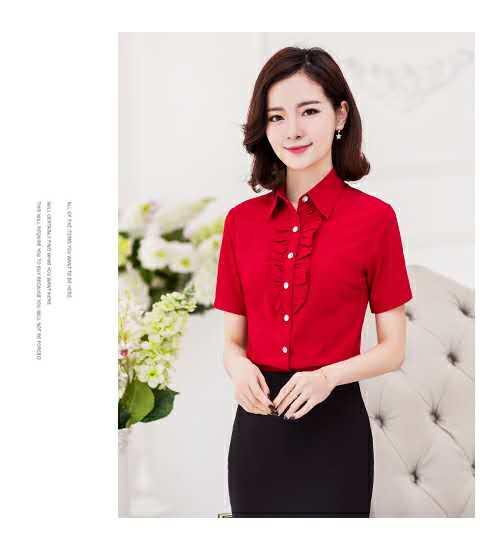 女士职业衬衫专业定制——要买优质的面试酒店工作装上哪