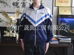 酒泉校服订做_想买新款校服,就到锦亿圣服饰公司