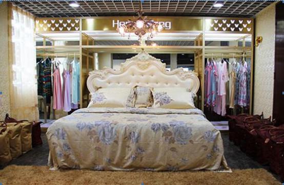 創業選加盟蠶絲被批發廠家恒舞絲綢的八大優勢處