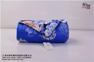 苏州蚕丝被批发厂家就选恒舞丝绸