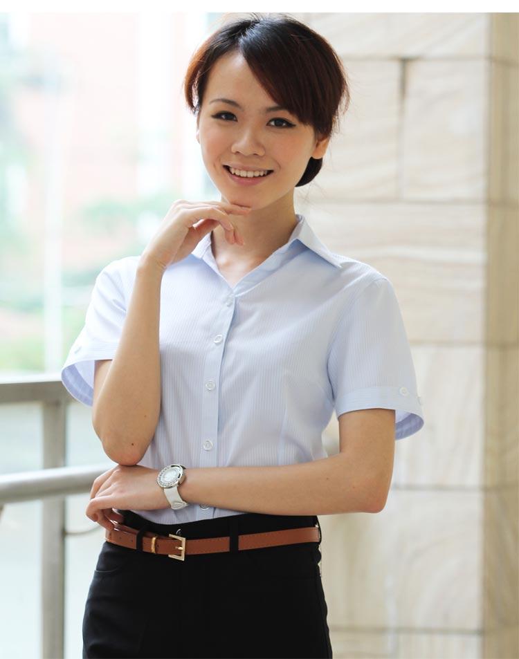 德化女士职业衬衫|福建声誉好的面试酒店工作装供应商