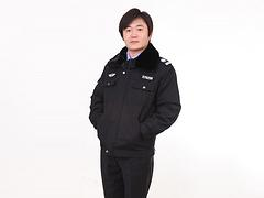 潍坊市专业冬执勤服批发:山东保安服厂