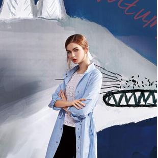 青花语女装如何加盟(2.2-2.8折超低的供货折扣)