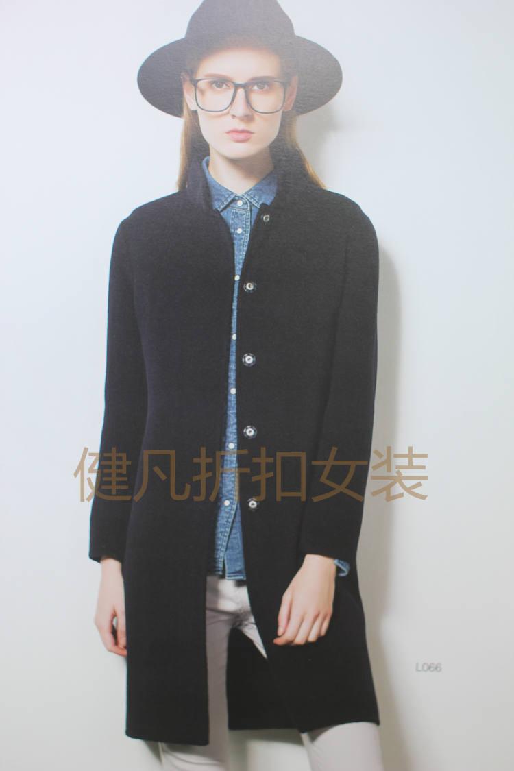 品牌女装尾货库存秋冬装棉衣 皮衣 低价批发尾货女装女裙