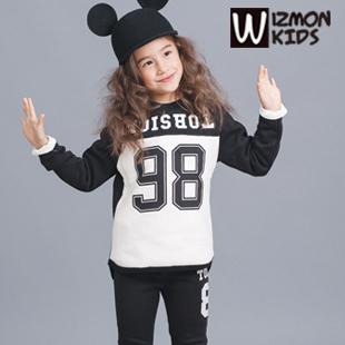 wizmon 蓝角兽韩国童装加盟