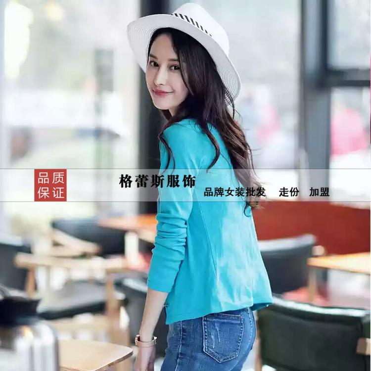 时尚潮流女装韩版大码女装厂家直销
