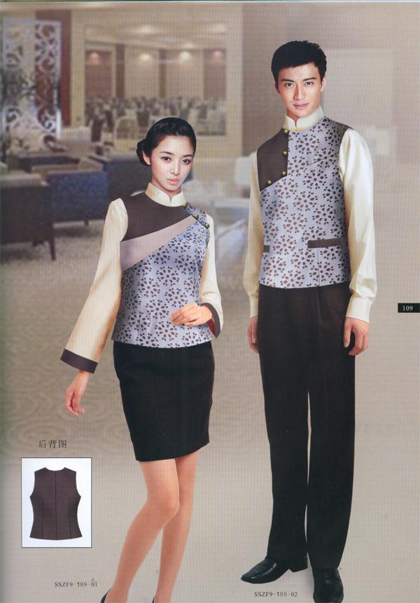 上海专业订做订制酒店制服
