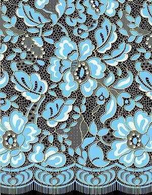 丽之颖蕾丝面料  蕾丝面料 供应新款时尚的丽之颖蕾丝面料87479