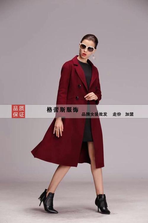上海高端品牌双面尼品牌折扣厂家直销