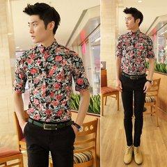 收购男式韩版立体包装衬衫回收