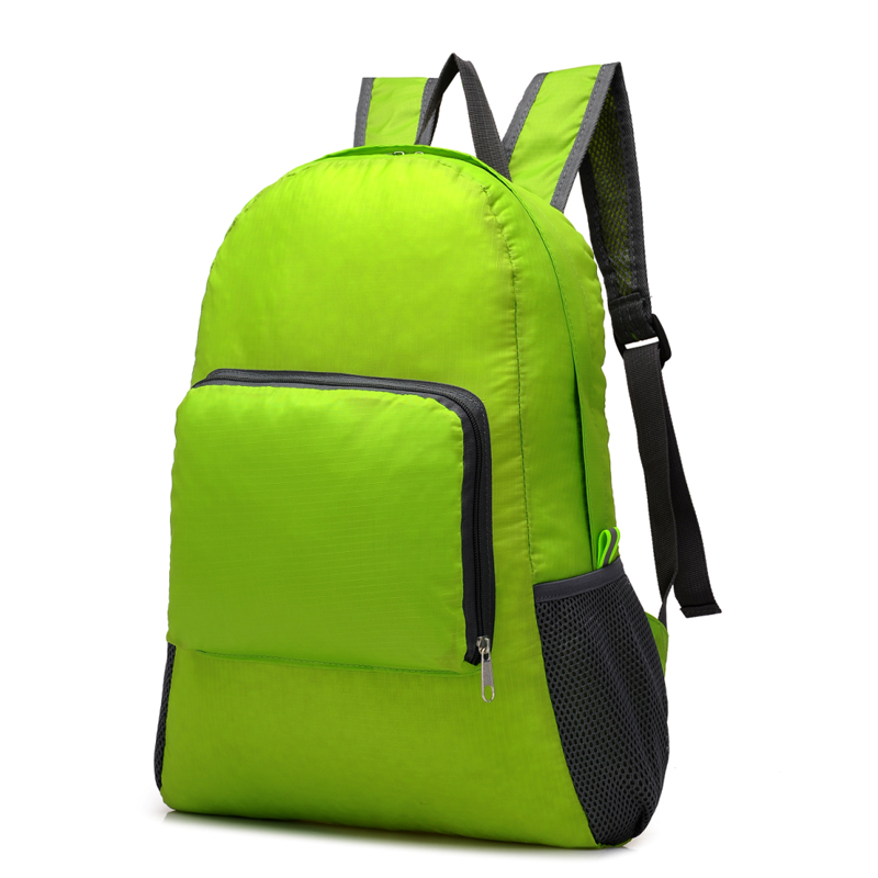 折叠包皮肤包超轻户外背包软包可旅行背包男女双肩包登山包